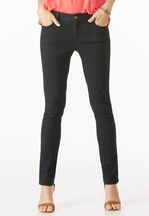 Contemporary Fit Skinny Jeans- Petite