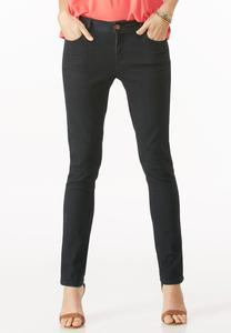 Contemporary Fit Skinny Jeans-Petite