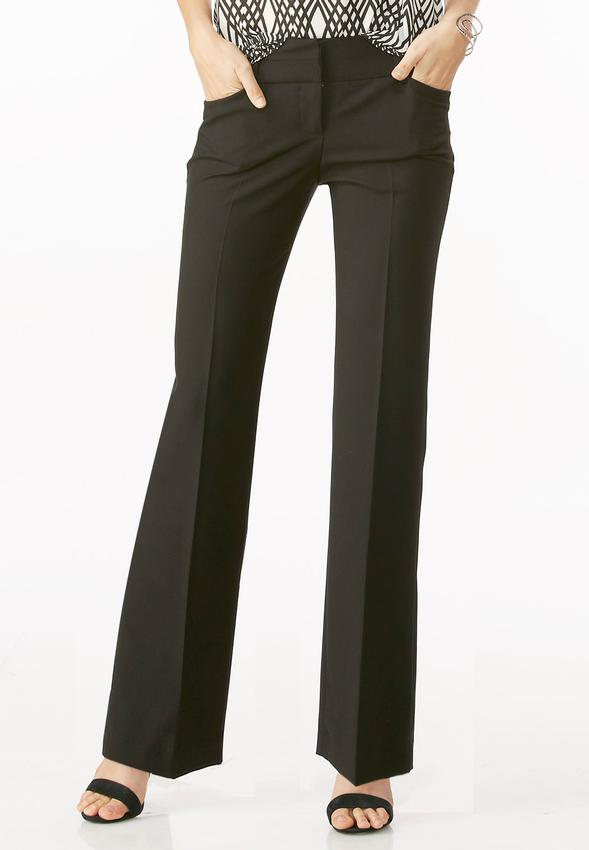 Petite Contemporary Fit Essential Trousers