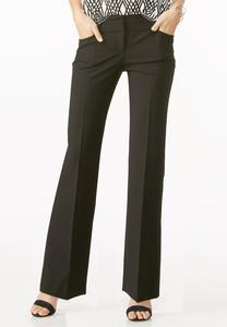 Contemporary Fit Essential Trousers-Petite