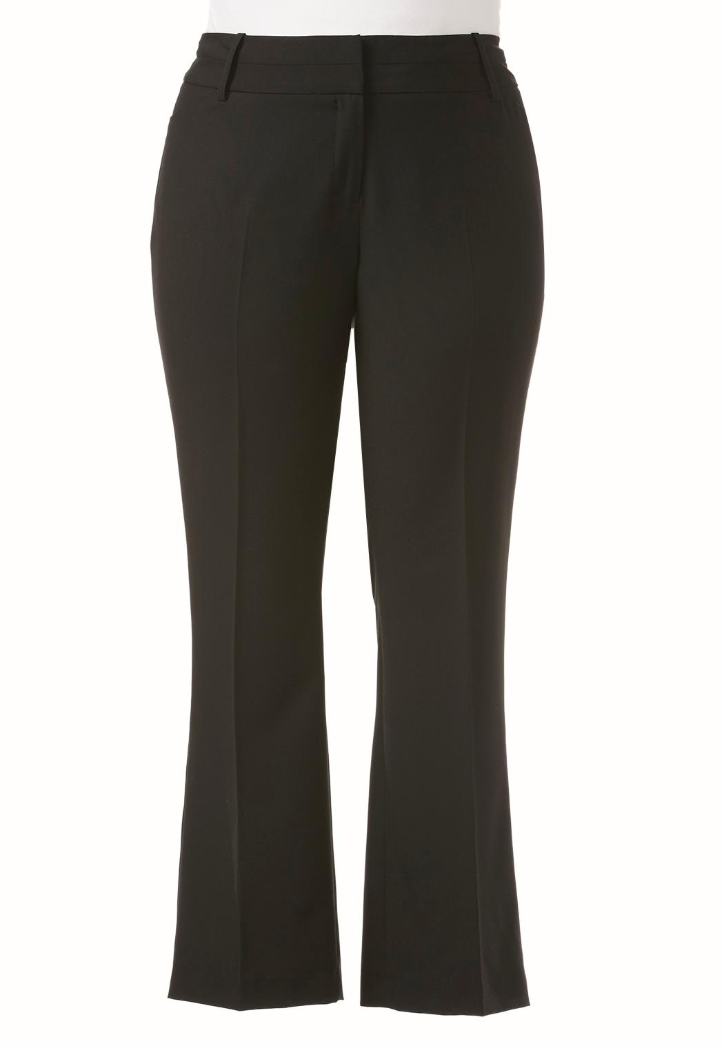Plus Size Curvy Shape Enhancing Trousers Trouser Cato Fashions