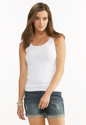 Essential Tank Top- Plus