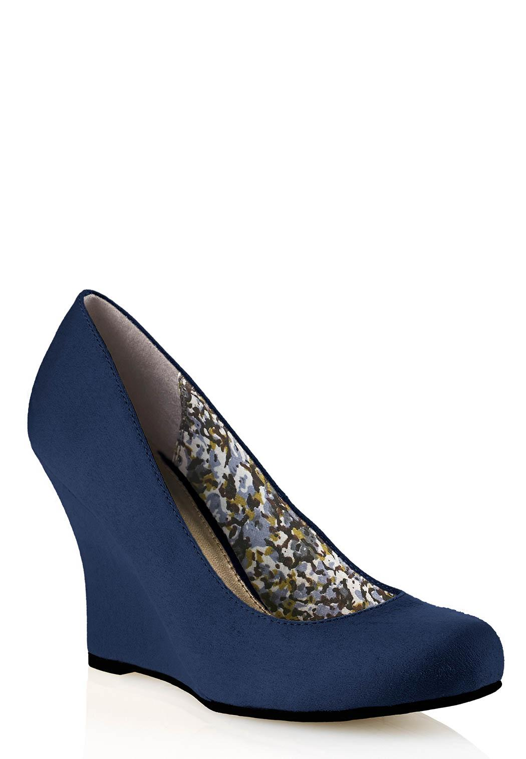 Home   Shoes   Wedges   Round Toe Wedges (Style #27106798