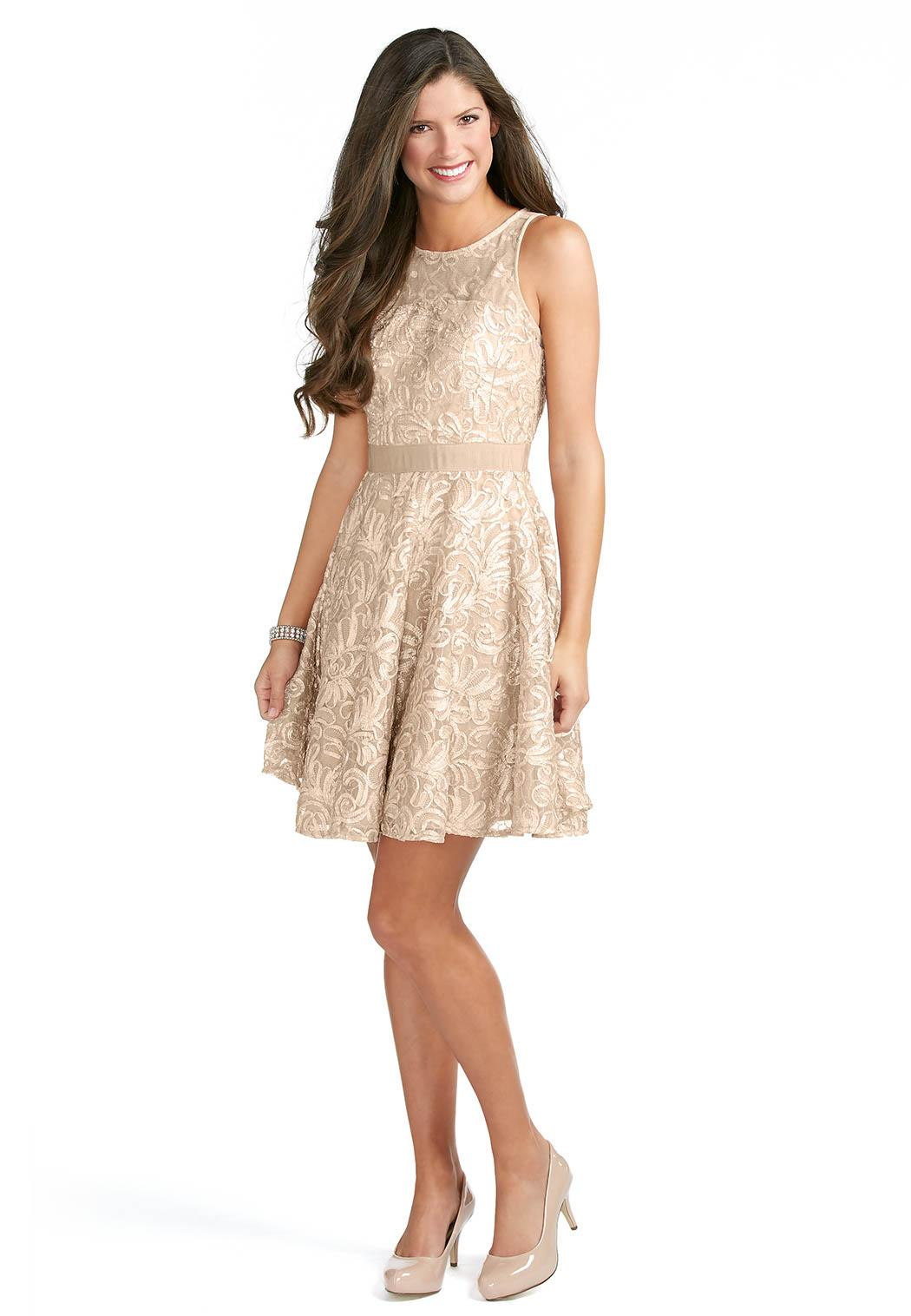 Catofashions.com Dresses Cato Lace Dress