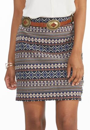 Stationed Concho Shell Belt- Xl