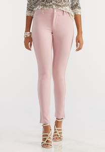 Essential Ponte Skinny Pants