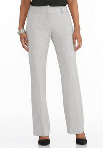 Contemporary Fit Trousers-Petite