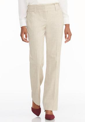 Heathered Trousers