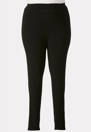 Essential Leggings- Plus