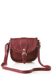 Mini Whipstitch Saddle Bag