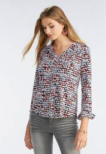 Abstract Print Popover Top
