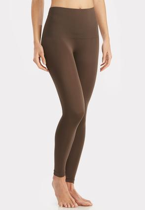 The Perfect Brown Seamless Leggings