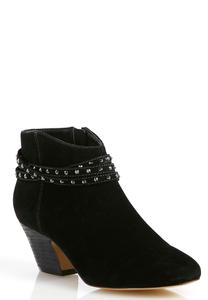 Studded Strap Shooties