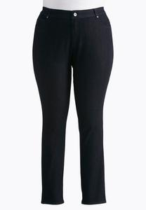 Stretch Recovery Skinny Jeans- Plus