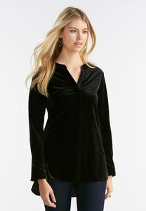 Velvet Popover Top-Plus