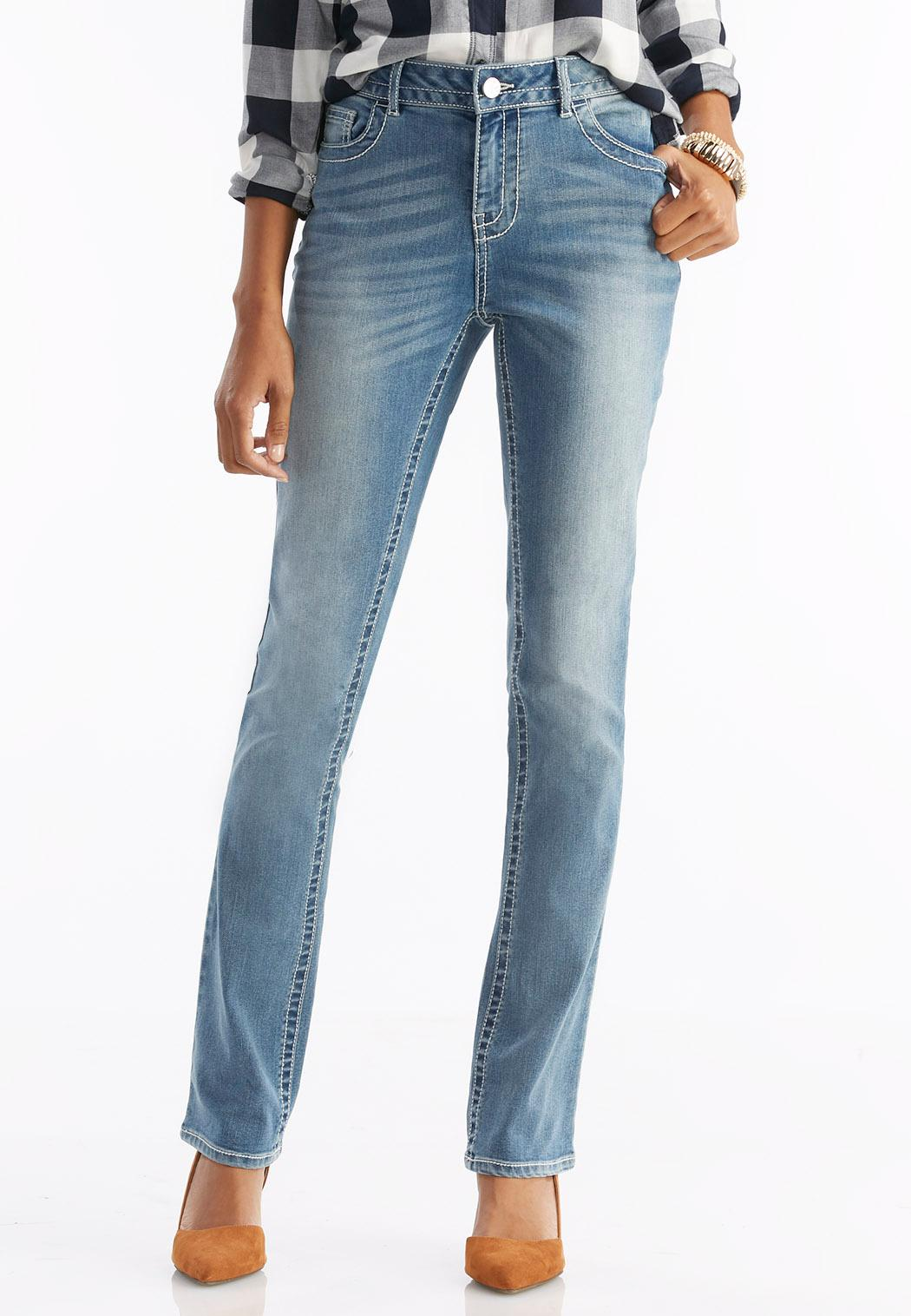 Light Wash Bootcut Jeans Bootcut | Cato Fashions