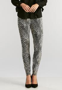 Graphic Dot Leggings