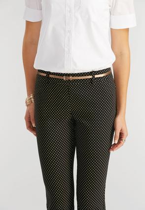 Studded Skinny Belt Set- Plus