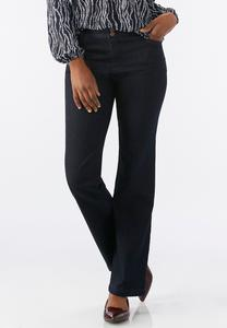 Essential Dark Wash Trouser Jeans