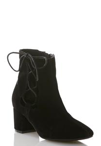 Ghillie Lace Up Ankle Boot