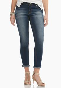 So Soft Stretch Skinny Ankle Jeans