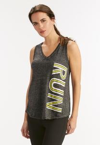 Run Athleisure Swing Tank