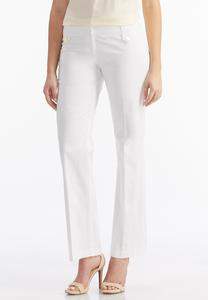 Sateen Trousers