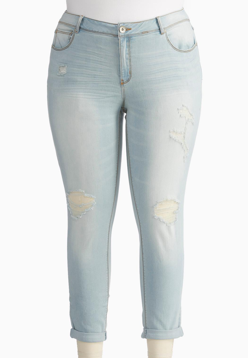 Plus Size Denim Jackets &amp More | Cato Fashions