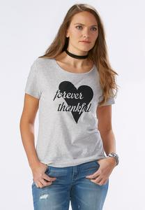 Forever Thankful Graphic Tee