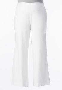 Wide Leg Beach Pants-Plus