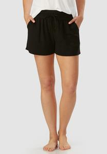 Relaxed Drawstring Athleisure Shorts