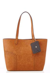 Whipstitch Tote