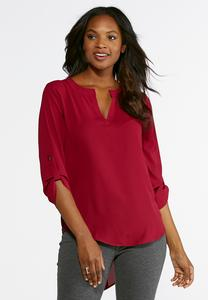 High-Low Popover Top-Plus