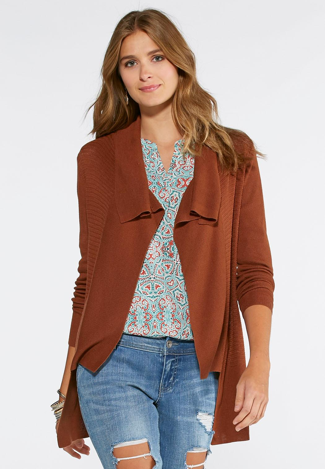 High-Low Cardigan Sweater Cardigans & Shrugs Cato Fashions