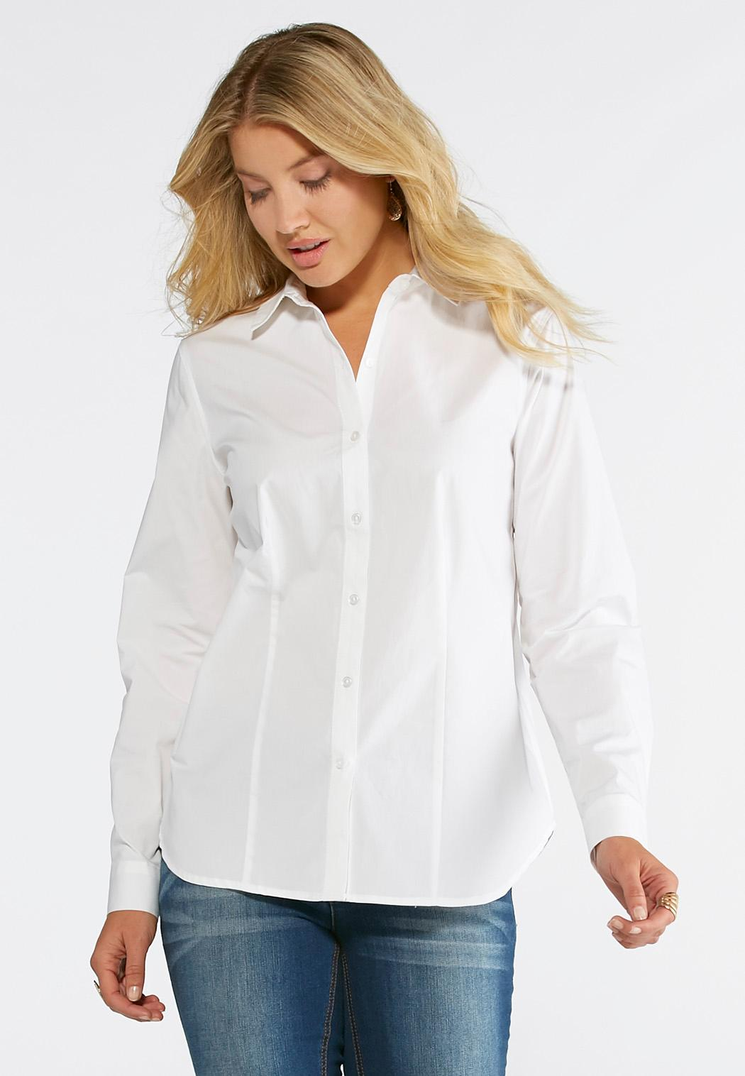 boyfriend button down shirt shirts blouses cato fashions
