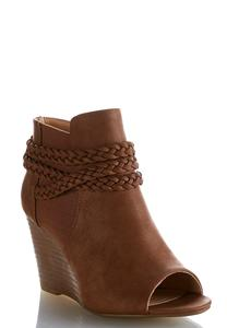 Braided Trim Shooties