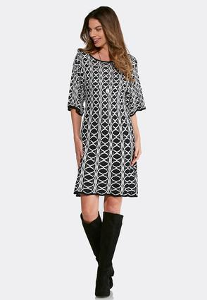 women's plus size sweater dresses
