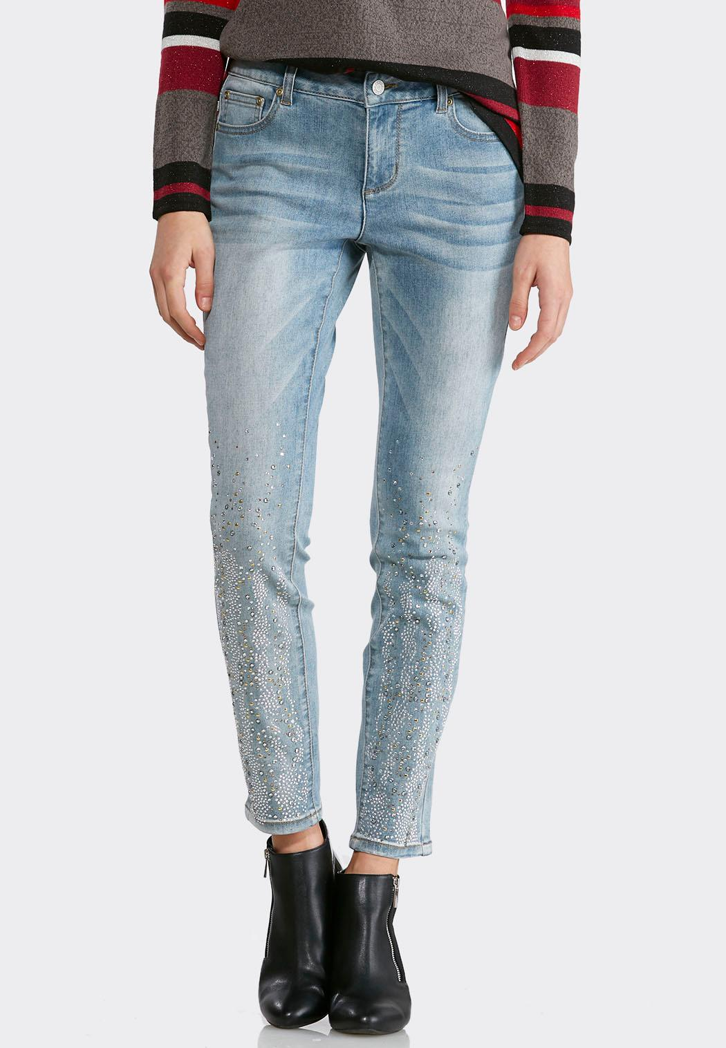Celebrity pink skinny jeans tall