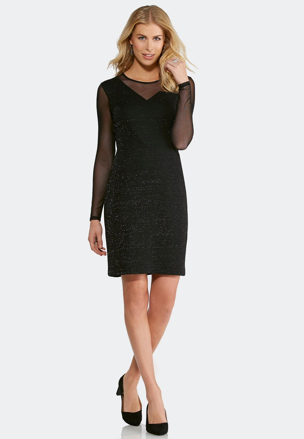 plus size speckled metallic sheath dress plus sizes cato fashions