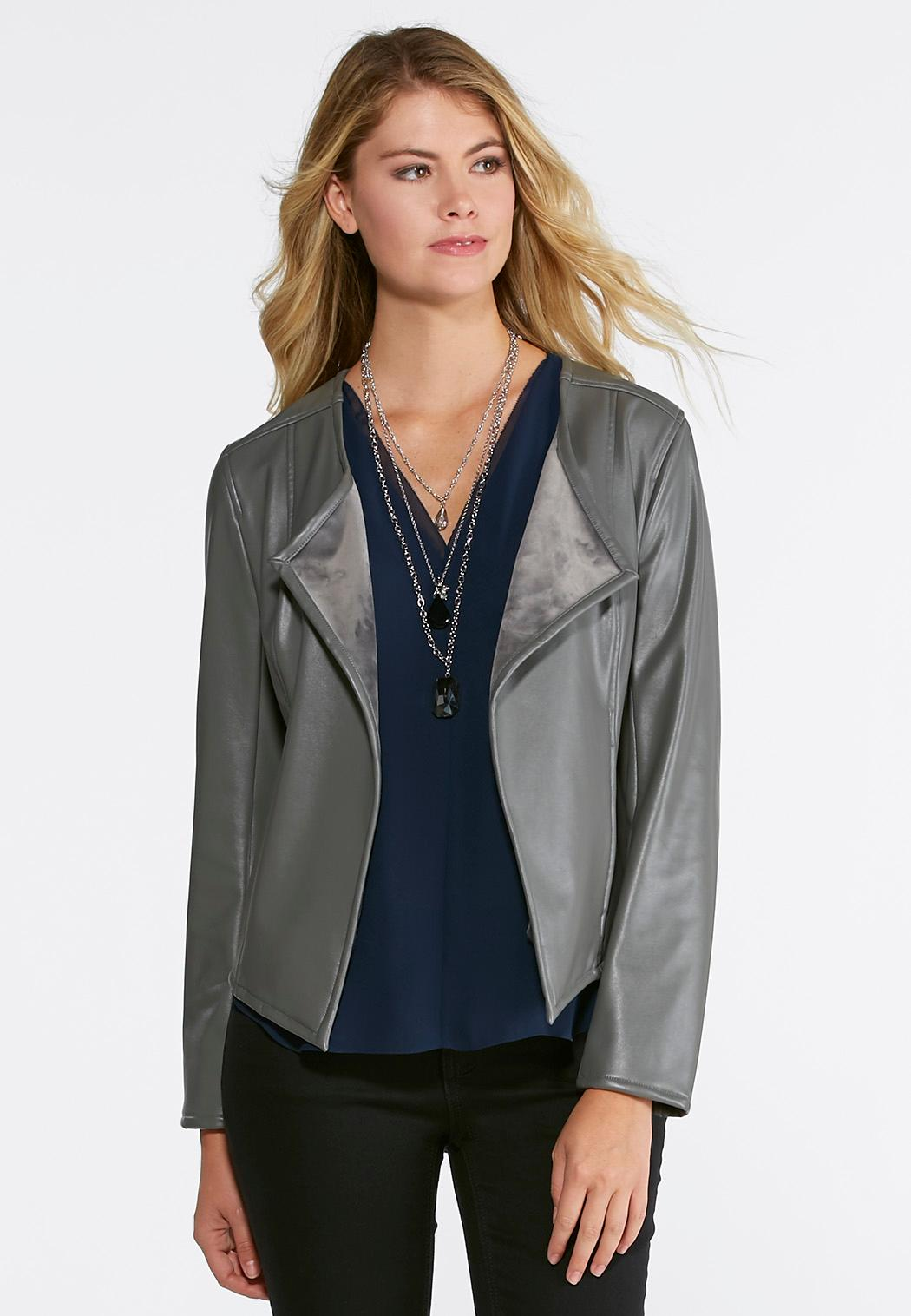 In style leather jackets