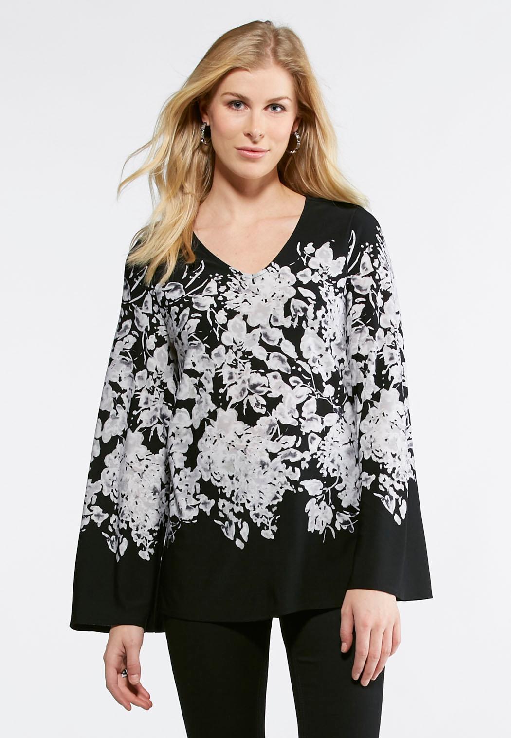 Plus Size Tunic Sweaters