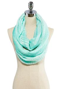 Ombre Woven Infinity Scarf