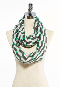 Chain Link Infinity Scarf