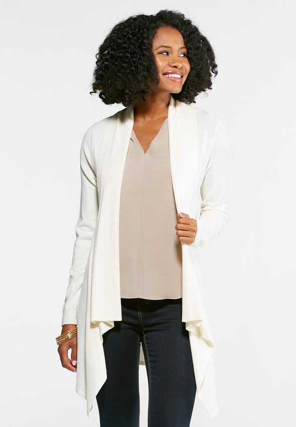 Women's Plus Size Cardigans & Shrugs