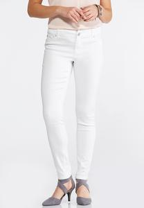 Colored Super Skinny Jeans