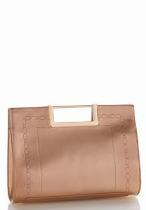 Structured Porthole Clutch