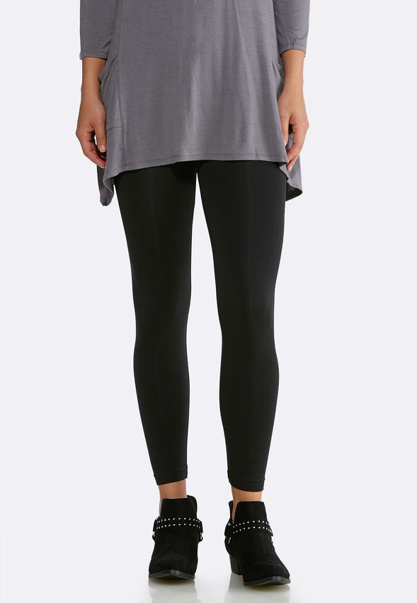 07864383ef8a0 Plus Extended The Perfect Black Leggings