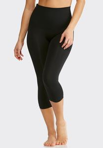 The Perfect Capri Leggings-Plus