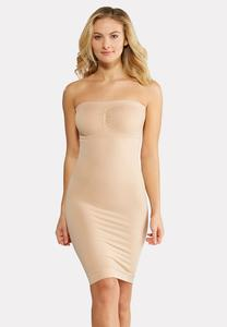 Seamless Midi Slip-Plus