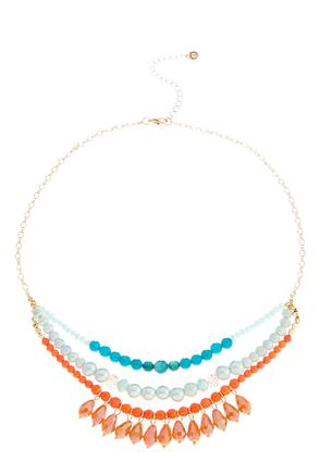 Beaded Swag Necklace at Cato in Brooklyn, NY | Tuggl